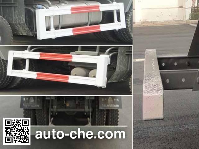 华威驰乐牌SGZ5310ZLJZZ4T5自卸式垃圾车
