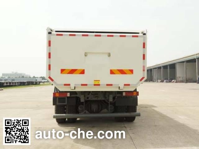 华威驰乐牌SGZ5311ZLJZZ5J5自卸式垃圾车