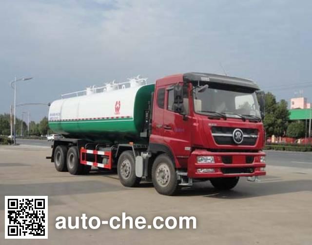 华威驰乐牌SGZ5310ZWXZZ5D7污泥自卸车