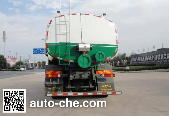 华威驰乐牌SGZ5310ZWXZZ5T5污泥自卸车