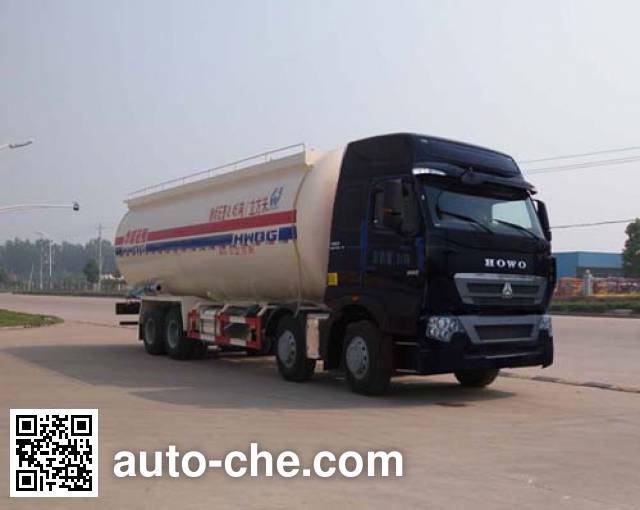 Sinotruk Huawin SGZ5311GFLZZ4H low-density bulk powder transport tank truck