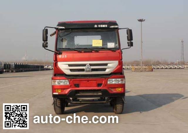 Sinotruk Huawin SGZ5311GFLZZ4J low-density bulk powder transport tank truck
