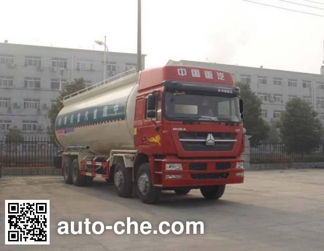 Sinotruk Huawin SGZ5311GFLZZ4K low-density bulk powder transport tank truck