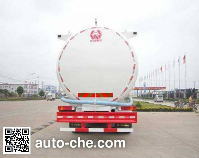 Sinotruk Huawin SGZ5311GFLZZ5KL low-density bulk powder transport tank truck