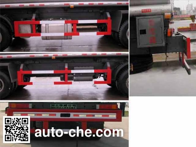 Sinotruk Huawin SGZ5311GHYZZ3J chemical liquid tank truck