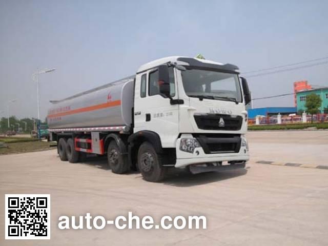Sinotruk Huawin SGZ5311GRYZZ4G flammable liquid tank truck