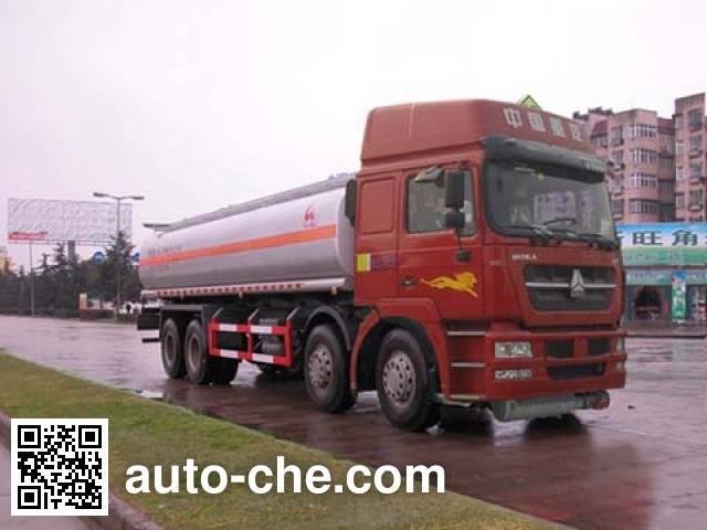 Sinotruk Huawin SGZ5311GRYZZ4K flammable liquid tank truck