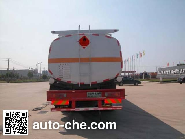 Sinotruk Huawin SGZ5311GRYZZ4W flammable liquid tank truck