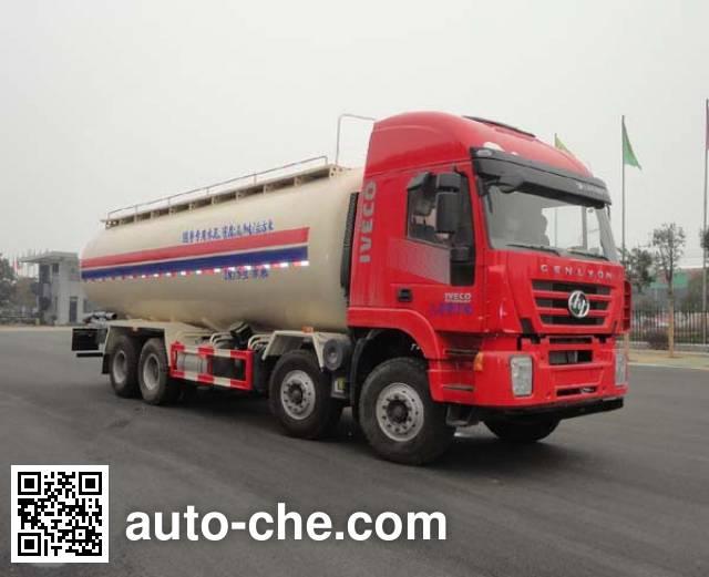 Sinotruk Huawin SGZ5311GXHCQ4 pneumatic discharging bulk cement truck