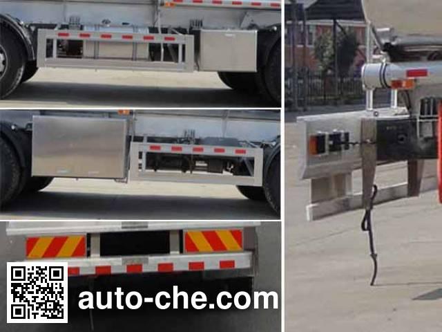 Sinotruk Huawin SGZ5311GYYZZ5T5 aluminium oil tank truck