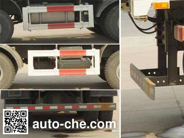 Sinotruk Huawin SGZ5311TSGZZ5J7 fracturing sand dump truck