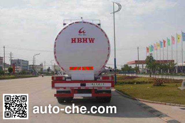 Sinotruk Huawin SGZ5318GFLZZW46H bulk powder tank truck