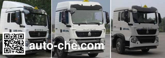 Sinotruk Huawin SGZ5321GYYZZ4T5 aluminium oil tank truck