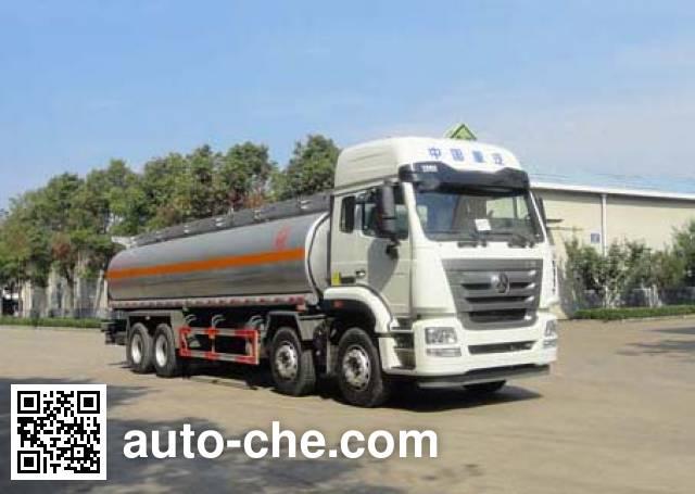Sinotruk Huawin SGZ5320GYYZZ5J5 oil tank truck
