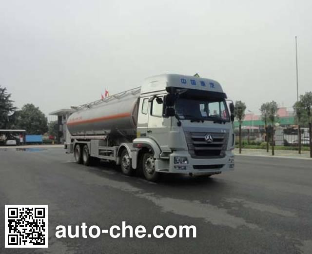 Sinotruk Huawin SGZ5321GYYZZ5J5 aluminium oil tank truck