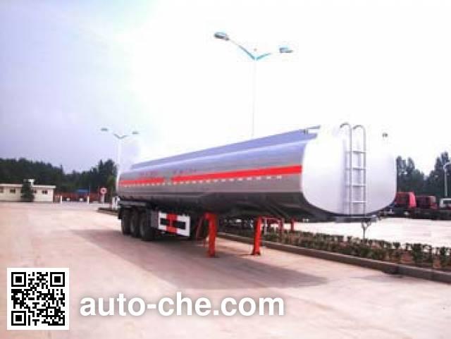 华威驰乐牌SGZ9340GLQ沥青运输半挂车