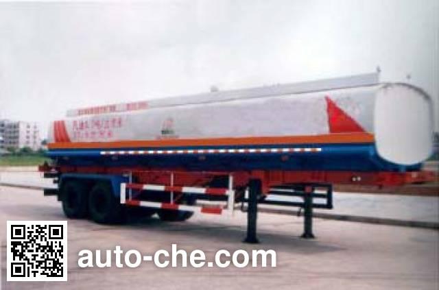 Sinotruk Huawin SGZ9340GYY oil tank trailer