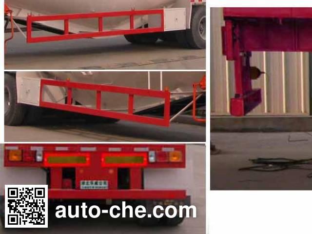 Sinotruk Huawin SGZ9401GFL bulk powder trailer