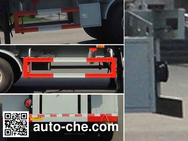 Sinotruk Huawin SGZ9400GYS liquid food transport tank trailer