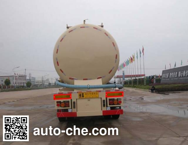 Sinotruk Huawin SGZ9402GFL bulk powder trailer