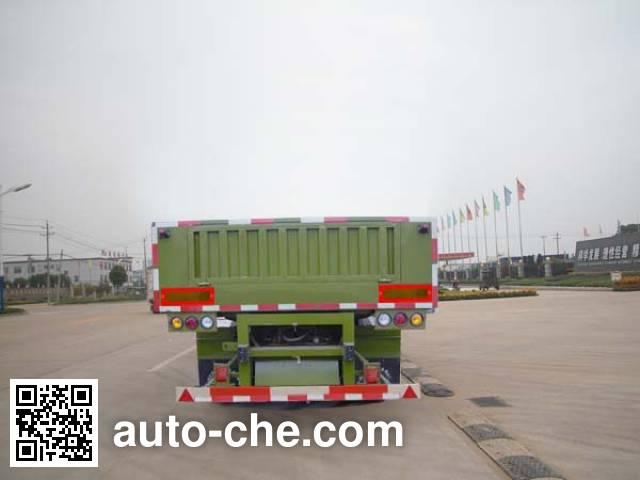 Sinotruk Huawin SGZ9402ZZX dump trailer