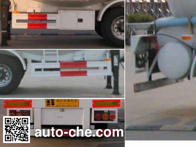 Sinotruk Huawin SGZ9403GFL bulk powder trailer