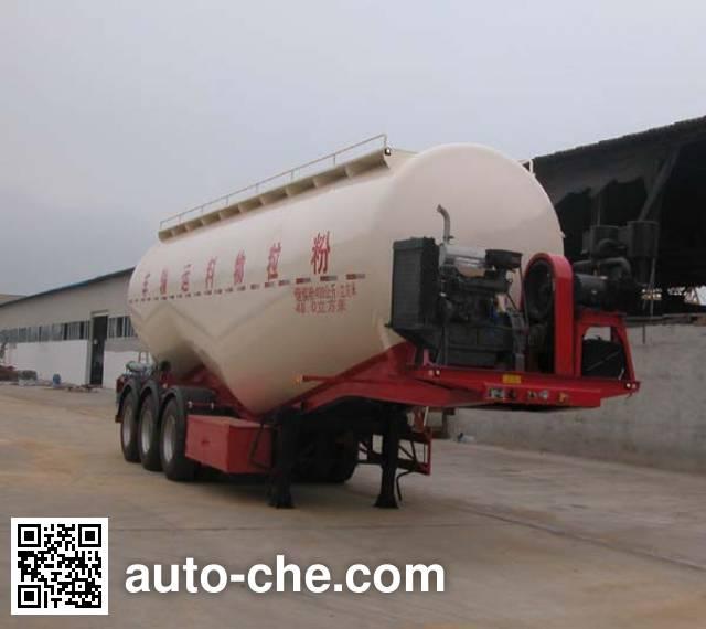Sinotruk Huawin SGZ9405GFL low-density bulk powder transport trailer