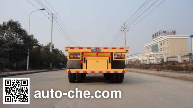 Sinotruk Huawin SGZ9406TJZ container transport trailer