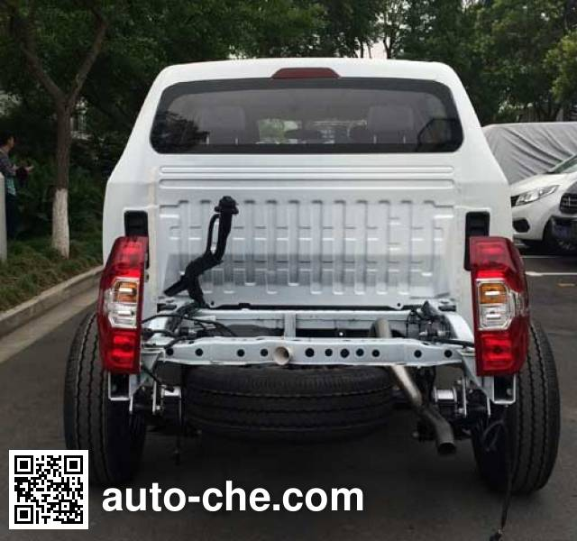 SAIC Datong Maxus SH1032E6D4-P pickup truck chassis