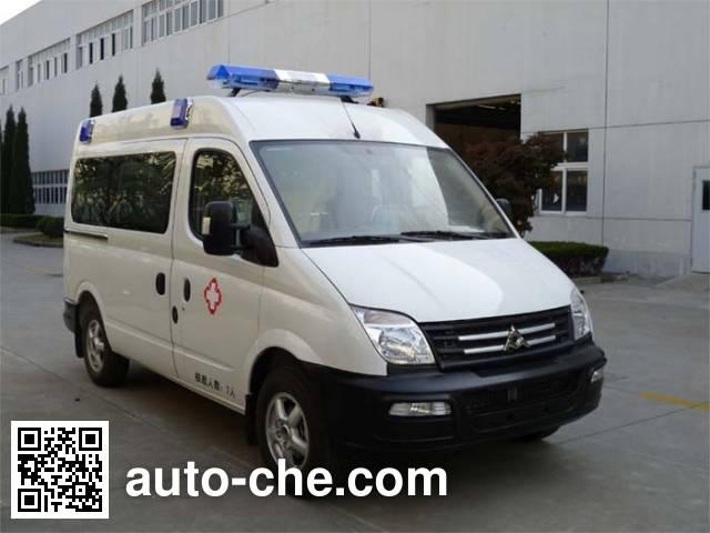 SAIC Datong Maxus SH5030XJHA3D4 ambulance