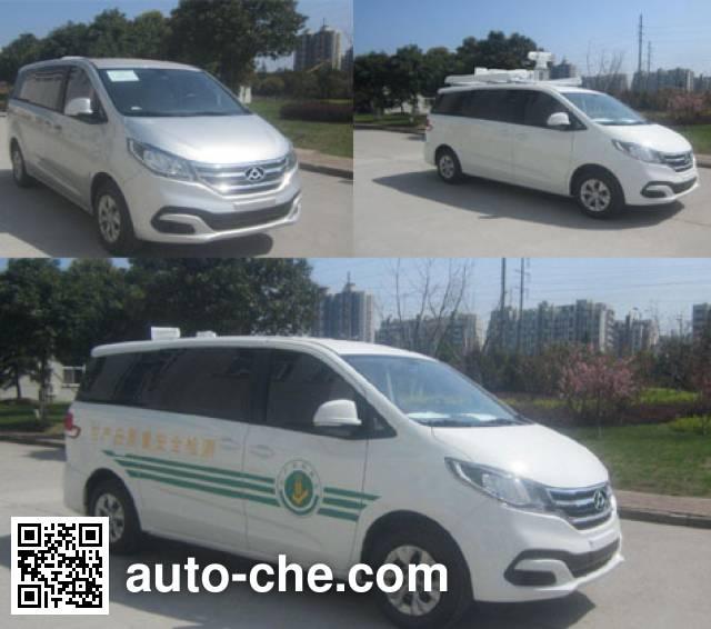 SAIC Datong Maxus SH5031XJCC1G-B inspection vehicle