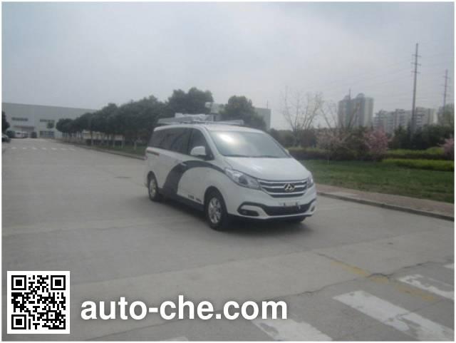 SAIC Datong Maxus SH5031XKCC1-A investigation team car