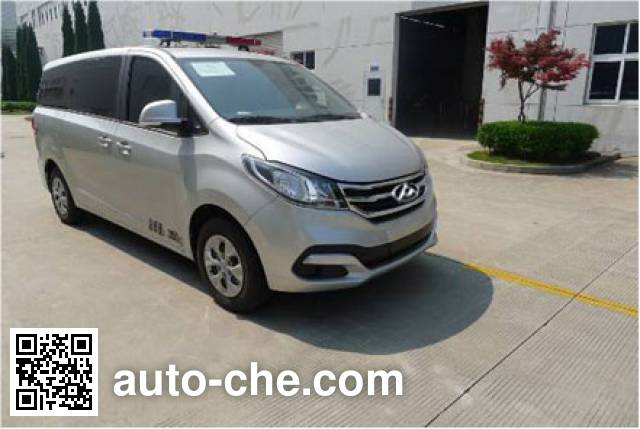SAIC Datong Maxus SH5031XQCC1-A prisoner transport vehicle