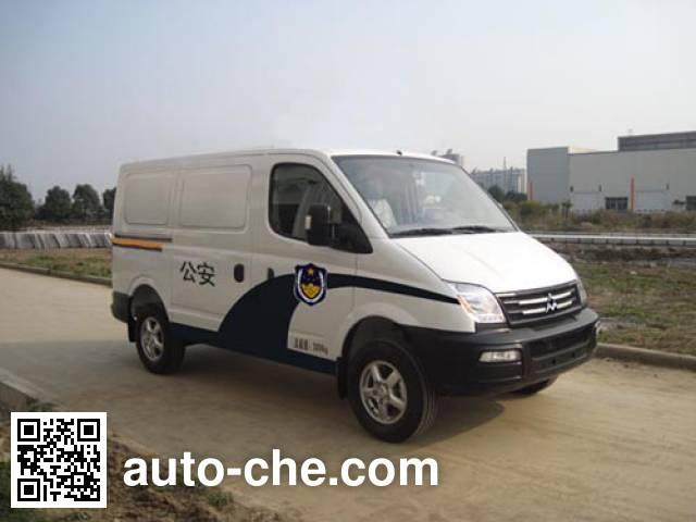 SAIC Datong Maxus SH5040XQCA4D5 prisoner transport vehicle