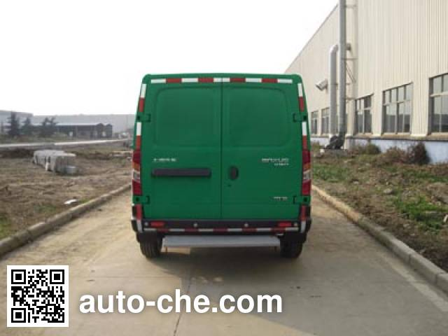 SAIC Datong Maxus SH5040XYZA7D4 postal vehicle