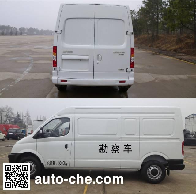 SAIC Datong Maxus SH5041XKCA2D5 investigation team car
