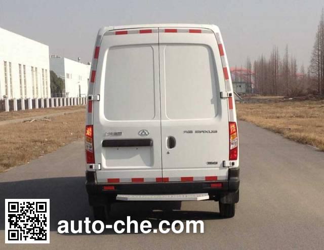 大通牌SH5041XLCA9D5冷藏车