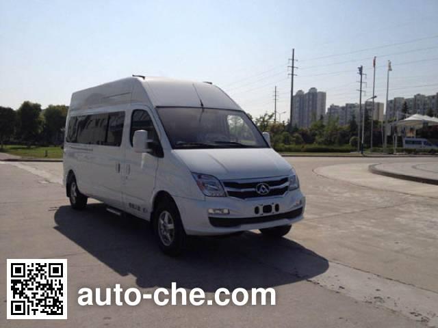 大通牌SH5041XLJA4D4-T旅居车