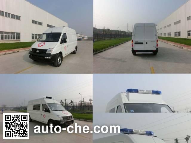 SAIC Datong Maxus SH5041XXJA2D4 blood plasma transport medical car