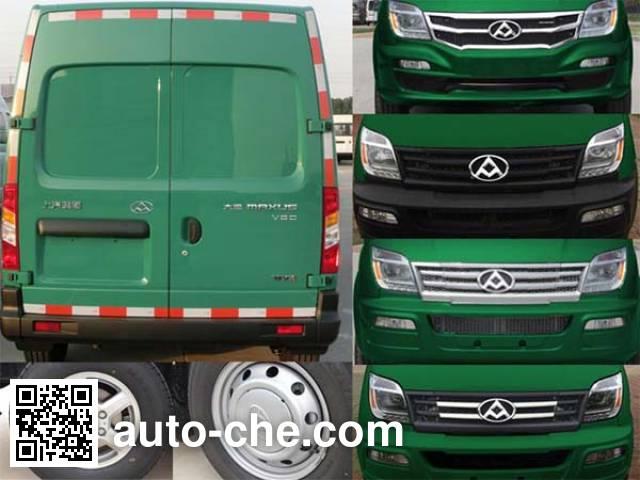 SAIC Datong Maxus SH5041XYZA9D4 postal vehicle