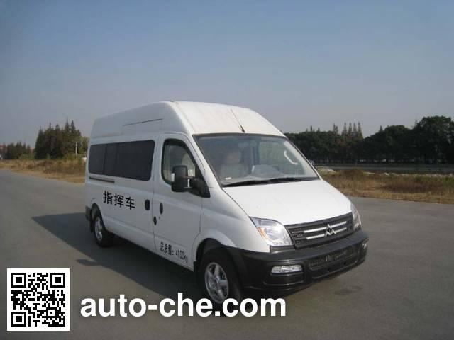 SAIC Datong Maxus SH5041XZHA4D5 command vehicle