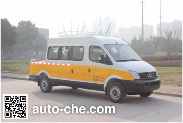 SAIC Datong Maxus SH5045XGCA4D4 engineering works vehicle