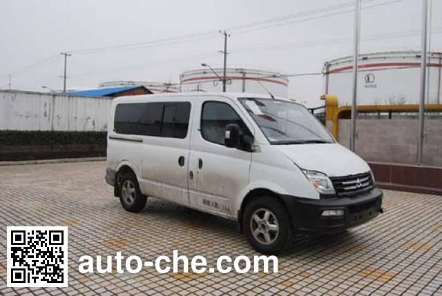 大通牌SH6501A4D4-LN客车