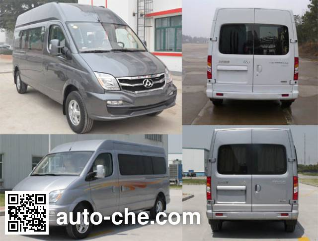 SAIC Datong Maxus SH6591A4BEV-2 electric bus