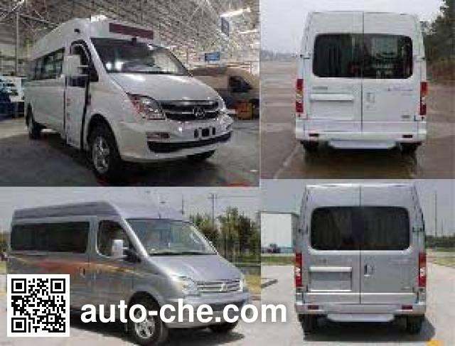 SAIC Datong Maxus SH6601A4BEV-D2 electric bus