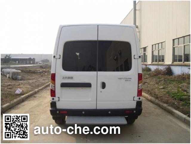 大通牌SH6601A4BEV纯电动客车
