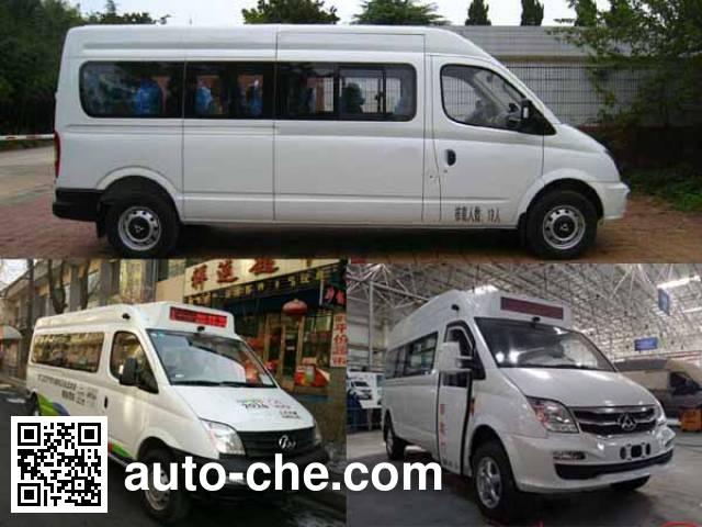 SAIC Datong Maxus SH6601A4D4 bus