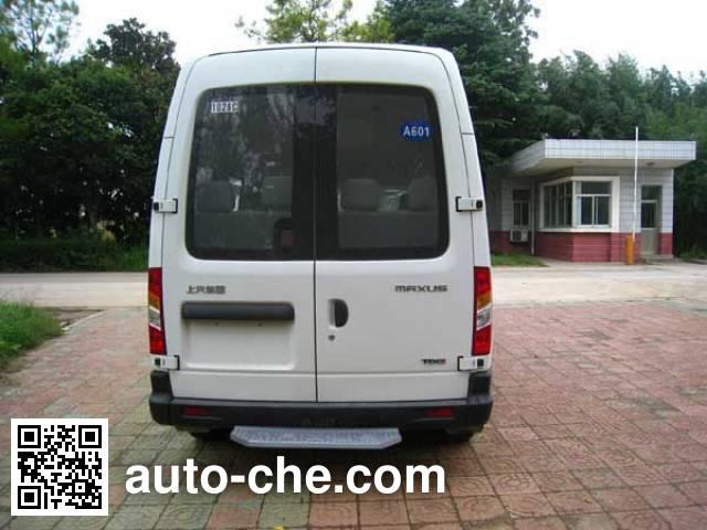 大通牌SH6631A4BEV-2纯电动客车