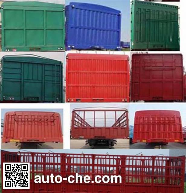 Honghe Beidou SHB9381CCY stake trailer