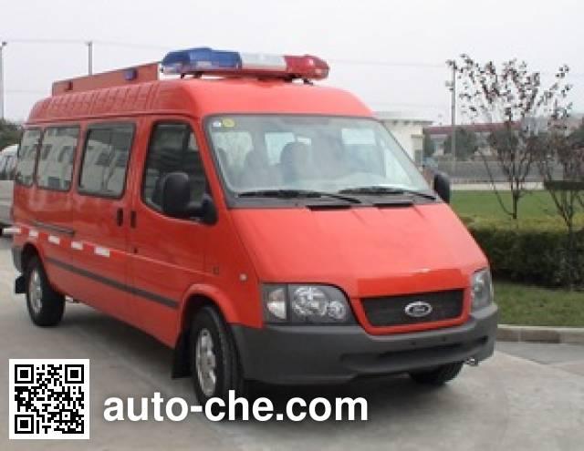 Saiwo SHF5031TXFHJ27 пожарно-спасательная машина при химических авариях